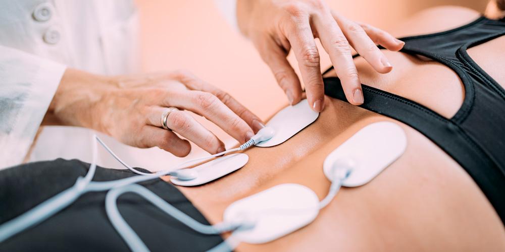 Электрофорез для лечения грыжи