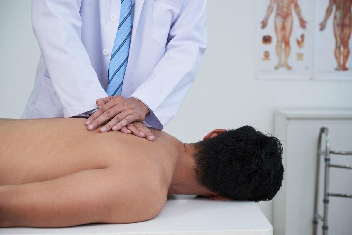 Лечение острой боли в спине